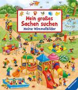 Cover-Bild zu Gernhäuser, Susanne: Mein großes Sachen suchen: Meine Wimmelbilder