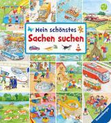 Cover-Bild zu Gernhäuser, Susanne: Mein schönstes Sachen suchen