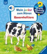 Cover-Bild zu Gernhäuser, Susanne: Bauernhoftiere