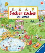 Cover-Bild zu Gernhäuser, Susanne: Sachen suchen: Im Sommer