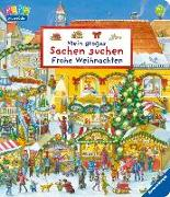 Cover-Bild zu Gernhäuser, Susanne: Mein großes Sachen suchen: Frohe Weihnachten