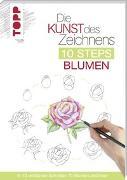 Cover-Bild zu Die Kunst des Zeichnens 10 Steps - Blumen von Woodin, Mary