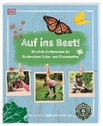 Cover-Bild zu Auf ins Beet! von Krabbe, Wiebke (Übers.)