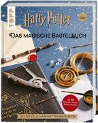 Cover-Bild zu Harry Potter - Das magische Bastelbuch von Revenson, Jody