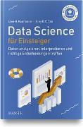 Cover-Bild zu Data Science für Einsteiger von Kaufmann, Uwe H.