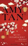Cover-Bild zu Wo die Vergangenheit beginnt von Tan, Amy