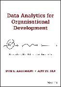 Cover-Bild zu Data Analytics for Organisational Development (eBook) von Kaufmann, Uwe H.