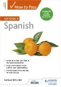 Cover-Bild zu How to Pass National 5 Spanish (eBook) von Mccormick, Kathleen