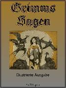 Cover-Bild zu Grimms Sagen (eBook) von Grimm, Wilhelm