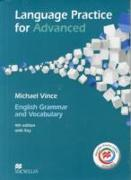 Cover-Bild zu Language Practice for Advanced 4th Edition Student's Book and MPO with key Pack von Vince, Michael