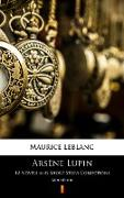 Cover-Bild zu Leblanc, Maurice: Arsène Lupin. 12 Novels and Short Story Collections (eBook)