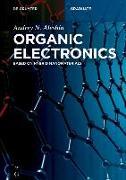 Cover-Bild zu Organic Electronics (eBook) von Aleshin, Andrey N.