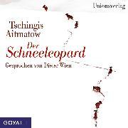 Cover-Bild zu Der Schneeleopard (Audio Download) von Aitmatow, Tschingis