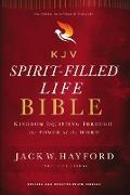 Cover-Bild zu KJV, Spirit-Filled Life Bible, Third Edition (eBook) von Hayford, Jack W. (Hauptschriftleiter)