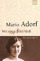 Cover-Bild zu Mit einer Nadel bloß (eBook) von Adorf, Mario