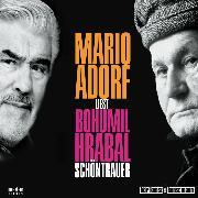 Cover-Bild zu Schöntrauer (Audio Download) von Hrabal, Bohumil