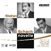 Cover-Bild zu Schachnovelle (Audio Download) von Zweig, Stefan