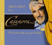 Cover-Bild zu Casanova: Wiedersehen mit einer großen Liebe (Audio Download) von Casanova, Giovanni Giacomo