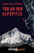 Cover-Bild zu Tod an der Alpspitze von Braun, Irmgard