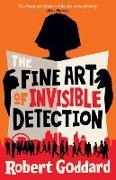Cover-Bild zu Fine Art of Invisible Detection (eBook) von Goddard, Robert
