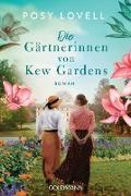 Cover-Bild zu Die Gärtnerinnen von Kew Gardens (eBook) von Lovell, Posy