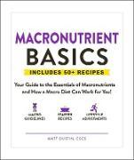 Cover-Bild zu Macronutrient Basics (eBook) von Dustin, Matt