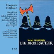 Cover-Bild zu Die drei Räuber von Ungerer, Tomi