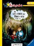 Cover-Bild zu Leserabe - Im Labyrinth der Finsternis von Lenk, Fabian