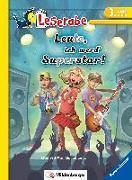 Cover-Bild zu Leserabe - Leute, ich werd' Superstar! von Mai, Manfred