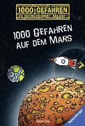 Cover-Bild zu 1000 Gefahren auf dem Mars von Lenk, Fabian