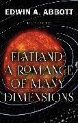 Cover-Bild zu Flatland: A Romance of Many Dimensions (Illustrated) (eBook) von Abbott, Edwin A.