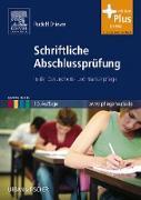 Cover-Bild zu Schriftliche Abschlussprüfung (eBook) von Driever, Rudolf