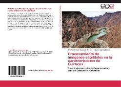 Cover-Bild zu Procesamiento de imágenes satelitales en la caracterización de Cuencas von Guerrero Barbosa, Thomas Edison