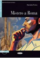 Cover-Bild zu Folco, Daniela: Mistero a Roma