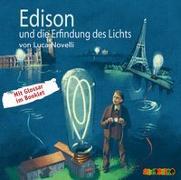 Cover-Bild zu Novelli, Luca: Edison und die Erfindung des Lichts