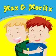 Cover-Bild zu Max & Moritz (Audio Download) von Busch, Wilhelm