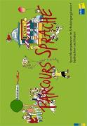 Cover-Bild zu Parcours Sprache von Baumann Schenker, Sandra