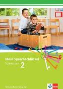 Cover-Bild zu Mein Sprachschlüssel von Baumann Schenker, Sandra