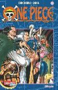 Cover-Bild zu One Piece, Band 21 von Oda, Eiichiro