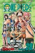 Cover-Bild zu One Piece, Vol. 28 von Oda, Eiichiro