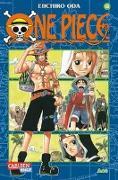 Cover-Bild zu One Piece, Band 18 von Oda, Eiichiro