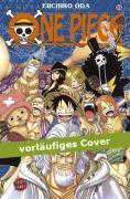 Cover-Bild zu One Piece, Band 52 von Oda, Eiichiro