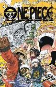 Cover-Bild zu One Piece, Band 70 von Oda, Eiichiro