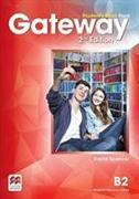 Cover-Bild zu Gateway 2nd Edition B2 Student's Book Pack von Spencer, David