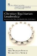 Cover-Bild zu Christian Egalitarian Leadership (eBook) von Spencer, Aída Besançon (Hrsg.)