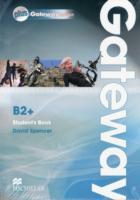Cover-Bild zu Gateway B2+. Student's Book von Spencer, David