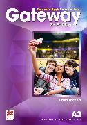 Cover-Bild zu Gateway 2nd edition A2 Student's Book Premium Pack von Spencer, David