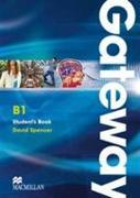 Cover-Bild zu Gateway. B1. Student's Book von Spencer, David