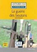 Cover-Bild zu La guerre des boutons. Lektüre + Audio-Online von Pergaud, Louis