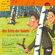 Cover-Bild zu Der Krieg der Knöpfe (Audio Download) von Pergaud, Louis
